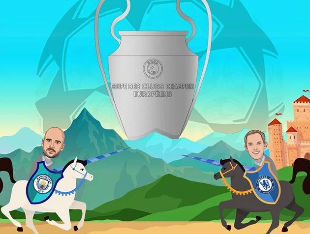 Cười té khói với loạt ảnh chế Chelsea thắng Real - Bóng Đá
