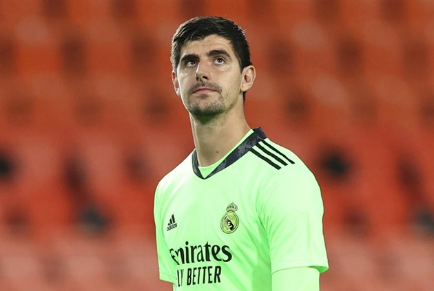 Thibaut Courtois 'rooting' for Chelsea in Champions League final after Real Madrid crash out  - Bóng Đá