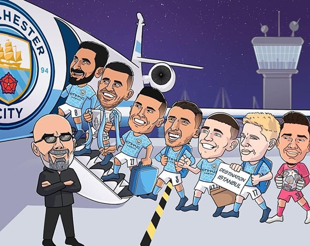 Cười té khói với loạt ảnh chế bán kết Champions League  - Bóng Đá