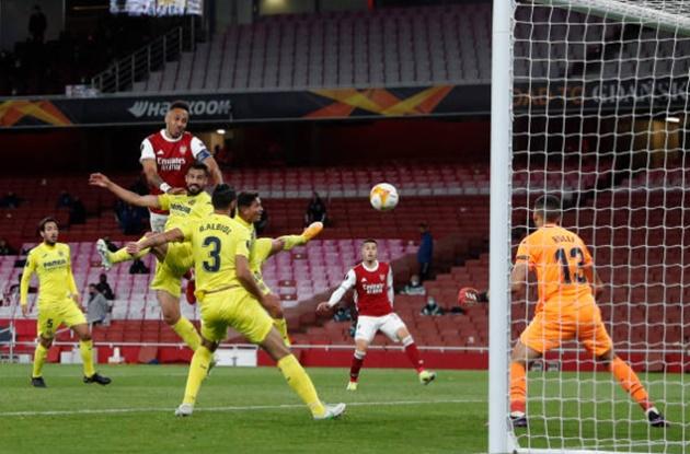 TRỰC TIẾP Arsenal 0-0 Villarreal (H2): Lại là cột dọc - Bóng Đá