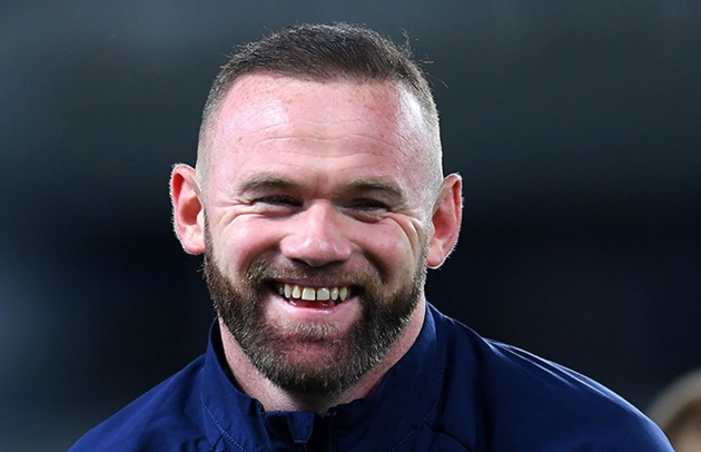 Wayne Rooney reveals details of half-time team talk that saved Derby from relegation / - Bóng Đá