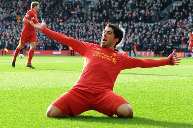 Liverpool backed to secure perfect signing of £300,000-a-week striker - Suarez - Bóng Đá