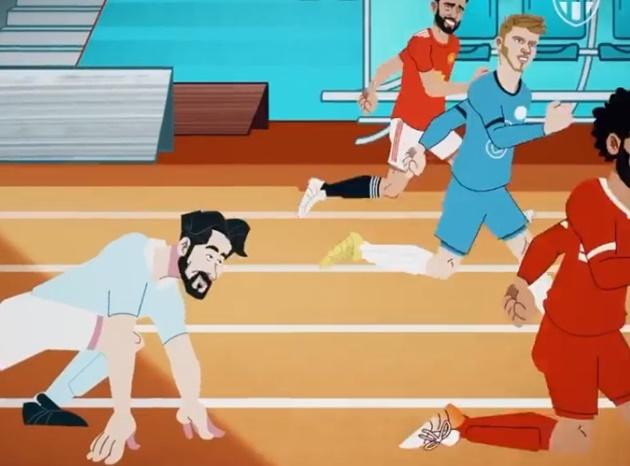 Cười té khói với loạt ảnh chế Man City vô địch Premier League - Bóng Đá
