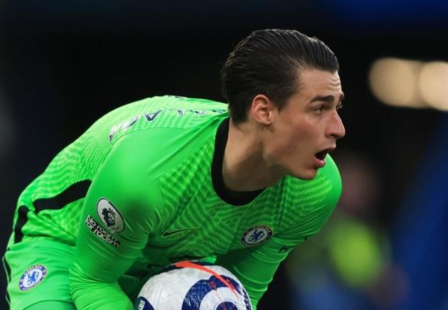 Thomas Tuchel explains decision to pick Kepa over Mendy for Chelsea's FA Cup final - Bóng Đá