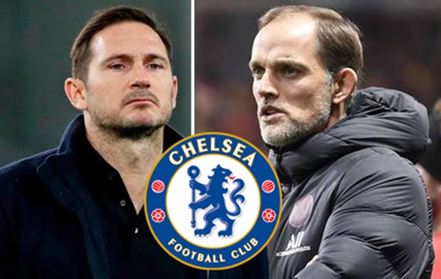 Brendan Rodgers highlights Thomas Tuchel's advantage over Frank Lampard at Chelsea - Bóng Đá