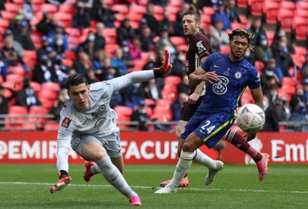 Chấm điểm Chelsea trận Leicester:  - Bóng Đá