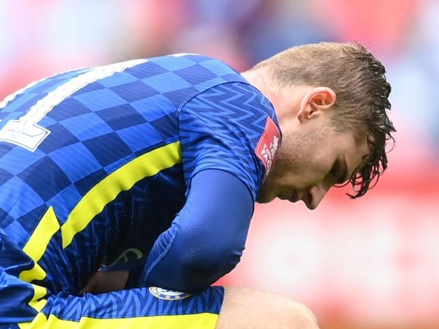Thomas Tuchel critical of Chelsea forwards after FA Cup final defeat    - Bóng Đá