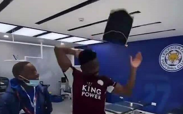 Leicester City apologises to Chelsea over Daniel Amartey's act of 'disrespect' l - Bóng Đá