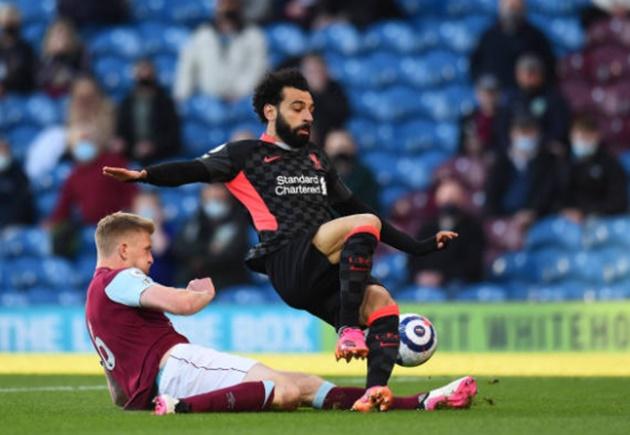 Chấm điểm Liverpool trận Burnley - Bóng Đá