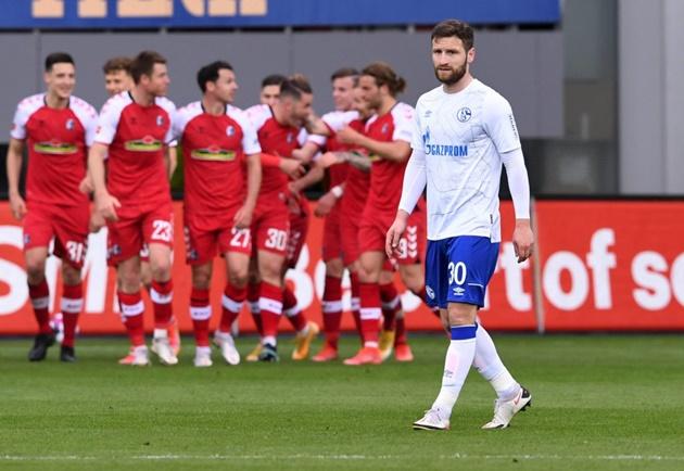 Schalke announce departure of Shkodran Mustafi - Bóng Đá