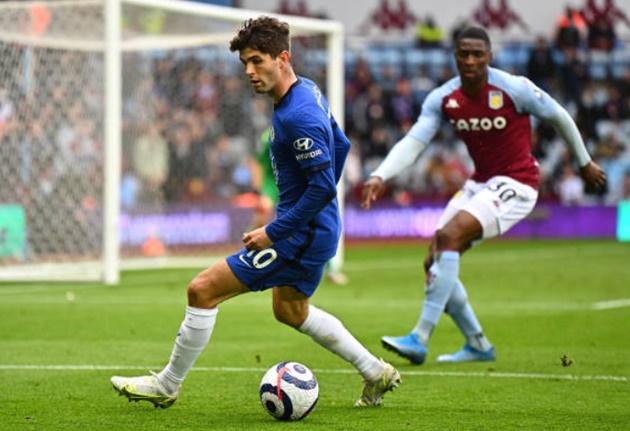 Chấm điểm Chelsea trận Aston Villa: - Bóng Đá