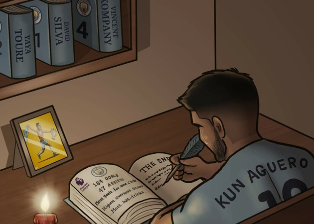 Cười té khói với loạt ảnh chế Aguero gia nhập Barca - Bóng Đá