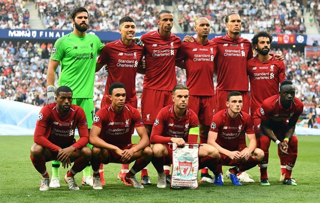 Shocking truth about Liverpool's Champions League final win over Tottenham Hotspur - Bóng Đá