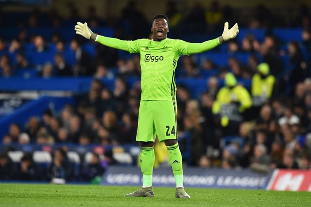 JOURNALIST CLAIMS ARSENAL HAVE MADE A 'VERY LOW OFFER' FOR ONANA - Bóng Đá