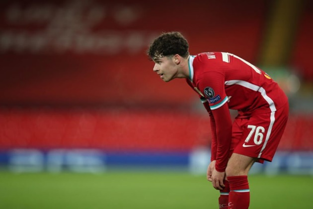 6 CLUBS HAVE ASKED LIVERPOOL ABOUT SIGNING 'AMAZING' NECO WILLIAMS - Bóng Đá