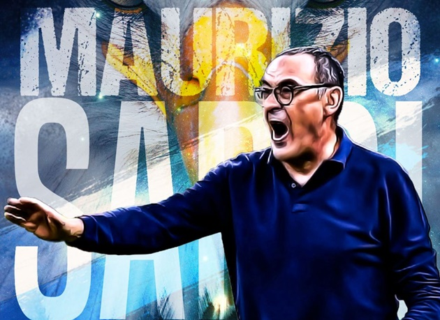 Maurizio Sarri: Lazio appoint former Chelsea and Juventus boss as replacement for Simone Inzaghi - Bóng Đá