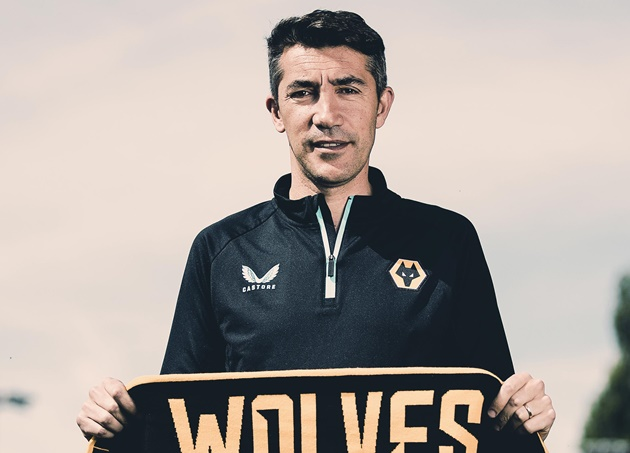 Bruno Lage has been appointed as the new first-team head coach of Wolve - Bóng Đá