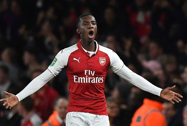 REPORT: ARSENAL OFFER SURPRISE CONTRACT TO NKETIAH, IF HE REJECTS IT HE'LL BE SOLD - Bóng Đá