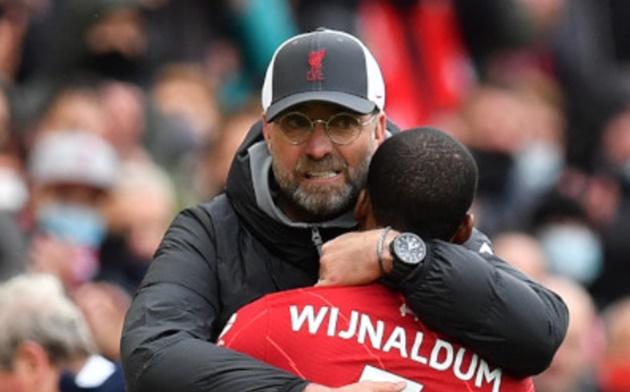 Jürgen Klopp: Farewell, Gini - you're a Liverpool legend forever - Bóng Đá