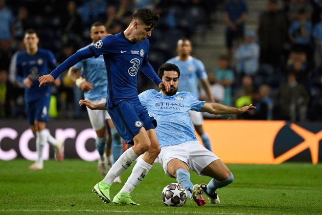 Gundogan says he spotted something different about Chelsea's three Germans after CL win - Bóng Đá
