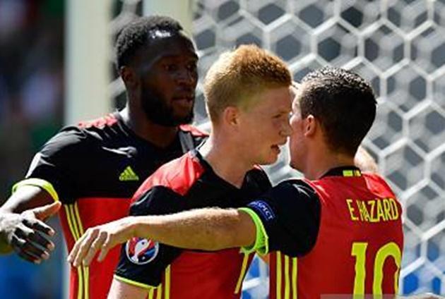 Hồ sơ tuyển Bỉ trước thềm EURO: - Bóng Đá