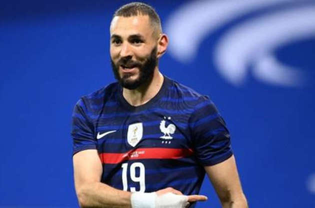 'Benzema is one of the best No. 9s' - Werner admits Germany wary of 'extremely dangerous' France forward line - Bóng Đá