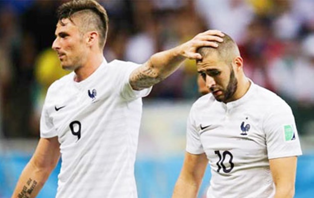 Mbappe has his say on Giroud - Benzema comparision - Bóng Đá