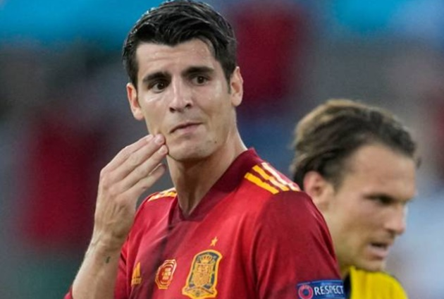 Laporte: Next time Morata will score three and shut everyone up - Bóng Đá