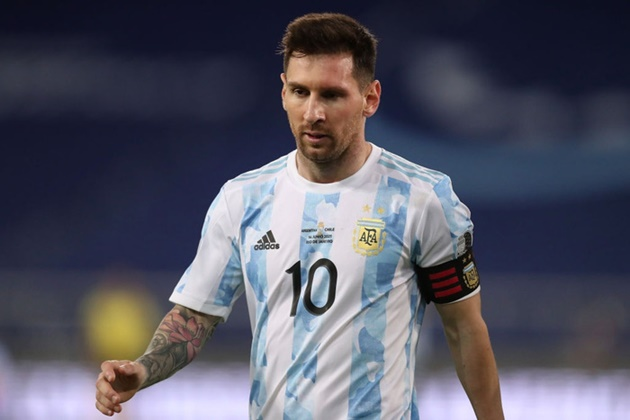 Lionel Messi verdict as Ben Brereton and Chile earn Copa America draw with Argentina - Bóng Đá