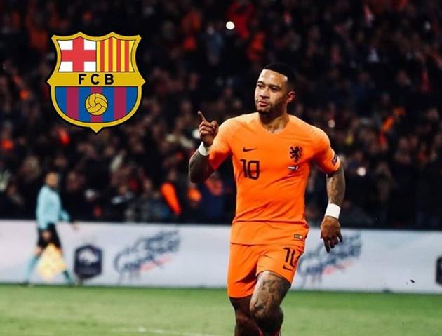 Koeman says Depay deal is nearly done with Netherlands forward's heart set on Barcelona move - Bóng Đá