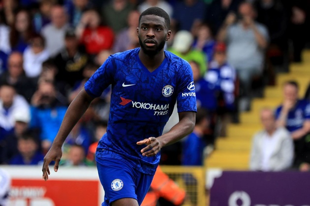 Tomori is a product of Chelsea's academy and sent a message of thanks to the club - Bóng Đá