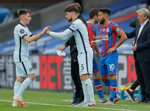 Jorginho and Christian Pulisic praise Chelsea teammate Billy Gilmour after Scotland's draw with England at Euro 2020 - Bóng Đá