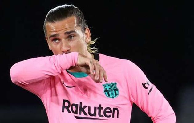 Griezmann still keen on MLS move after Barcelona contract expires - Bóng Đá