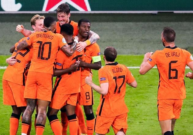 10 người Hà Lan đắt giá nhất EURO: - Bóng Đá