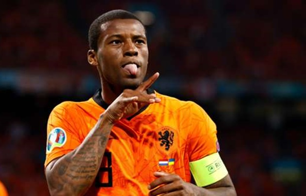 'He made another choice' - Wijnaldum shunned offers from Liverpool and Inter, says agent - Bóng Đá