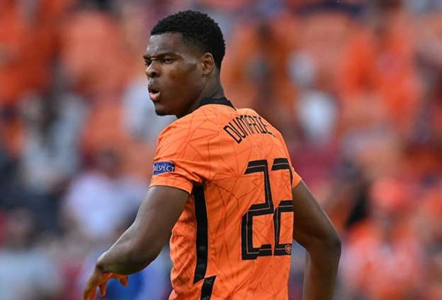 Netherlands star Dumfries responds to transfer talk amid impressive Euro 2020 - Bóng Đá