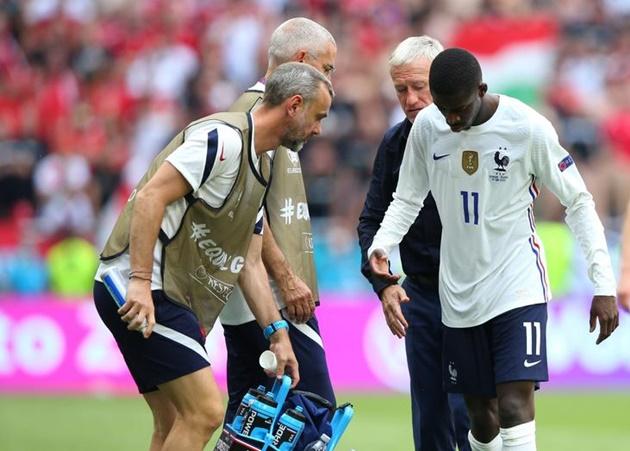 Pháp vs Bồ Đào Nha:  - Bóng Đá
