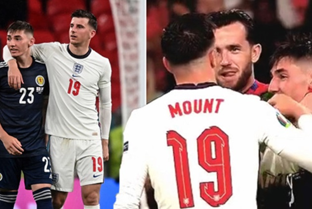 England stars Mount and Chilwell isolating after Gilmour Covid-19 diagnosis - Bóng Đá
