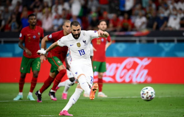 TRỰC TIẾP Pháp 1-1 Bồ Đào Nha (Hết H1): 2 quả penalty - Bóng Đá