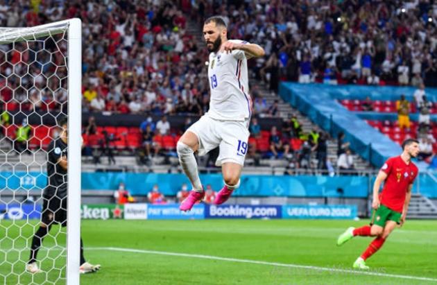 5 điểm nhấn Pháp 2-2 Bồ Đào Nha: Hoài nghi 2 biên, BĐN cũng có Kante - Bóng Đá