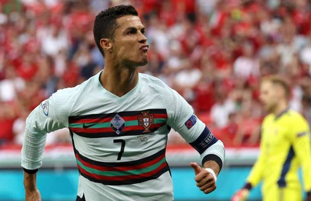 'Ronaldo a great champion but he can be annoying' - Hungary boss Rossi takes aim at Portugal superstar - Bóng Đá