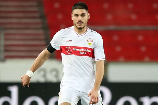 Arsenal send Mavropanos back on loan to Stuttgart for 2021-22 campaign - Bóng Đá
