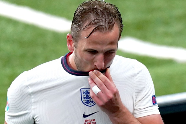 Kane dismisses doubters as he backs himself to shine when it counts at Euro 2020 - Bóng Đá