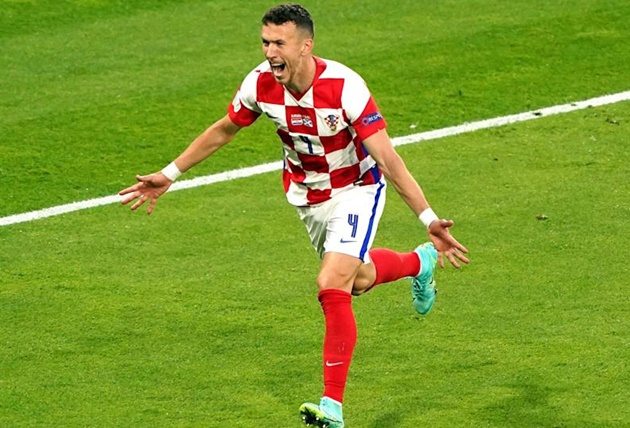 Perisic tests positive for coronavirus and will miss Croatia's Euro 2020 last-16 tie vs Spain - Bóng Đá
