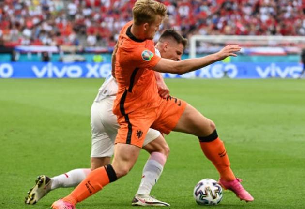 TRỰC TIẾP Hà Lan 0-0 CH Czech (H1): Phản công rình rập - Bóng Đá