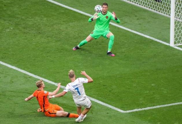 TRỰC TIẾP Hà Lan 0-0 CH Czech (H1): Thời cơ vàng bị bỏ lỡ - Bóng Đá