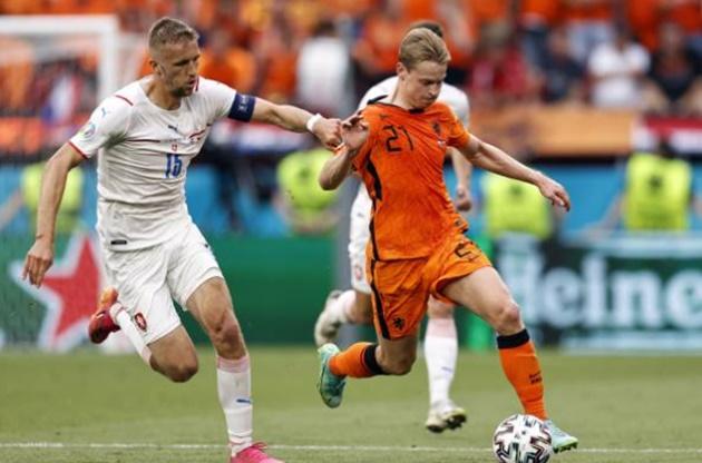 Chấm điểm Hà Lan trước CH Czech: - Bóng Đá