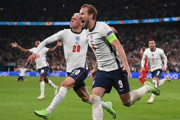 Những cái nhất của tuyển Anh trước chung kết EURO - Bóng Đá
