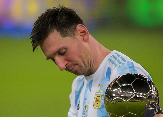 """Lionel Messi after Copa America win: """"I dreamt about this moment countless times"""" - Bóng Đá"""