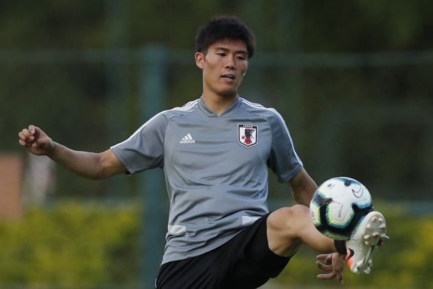 Arsenal has been warned that signing Takehiro Tomiyasu from Bologna will not be easy - Sabatini   - Bóng Đá